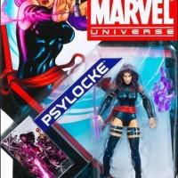 HASBRO Marvel Universe Psylocke