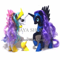 FIGURE MY LITTLE PONY PRINCESS ISI 2 (SERI-1)