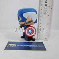 Funko POP: Civil War - Captain America Action Pose