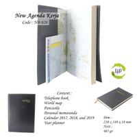 Memo New Agenda Kerja | Buku Catatan | Diary