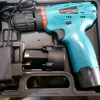 Mesin Bor Baterai Modern, Mesin Bor Portable, Cordless Drill