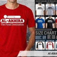 Kaos Muslim Oceanseven - Al Akhira