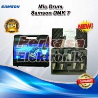 Mic Drum Samson 7Kit / DK7 / DMK7 / DK-7 / DMK-7