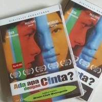 DVD FILM ADA APA DENGAN CINTA ? VOL.1 (AADC)