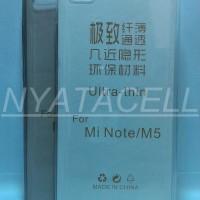 Case Ultrathin Xiaomi Mi Note 5,7 5.7 Pro Bamboo Softcase Sili mura