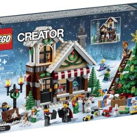 Lego Creator 10249 Winter Toy Shop Christmas