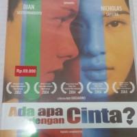 DVD ADA APA DENGAN CINTA 1