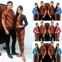 BATIK COUPLE TABINA. seragam batik. seragam murah