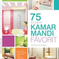 BUKU 75 DESAIN KAMAR MANDI FAVORIT ft