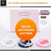 Jual Selfie Ring Light For Smartphone/ Selfie Led Murah