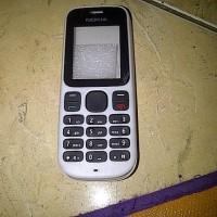 Jual Beli Casing Kesing Nokia 100 101 Putih Hitam Silver Kw 1 Baru |