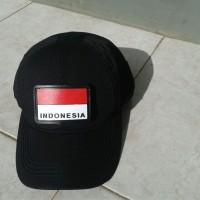 harga Topi logo Bendera indonesia Tokopedia.com