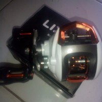12+1 BB Left Baitcasting Reel High Speed with magnetic brake system
