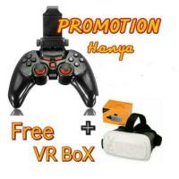 GAMEPAD DOBE TI-465 + VR CASE / VR BOX (Gamepad Like Ipega)