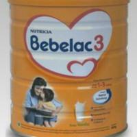 harga susu bebelac 3 madu vanila 800gr Tokopedia.com