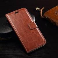 Samsung S6 Active Premium Leather Dompet Sarung cover Casing dompet