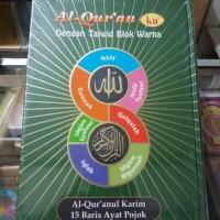 harga Al Quranku 15 Baris Ayat Pojok Besar Tokopedia.com