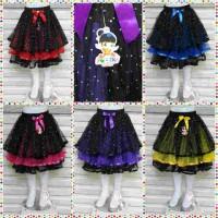 Baju Pesta / Gaun Pesta / Rok Balet / Tutu Anak (6-7 Y) With Glitter
