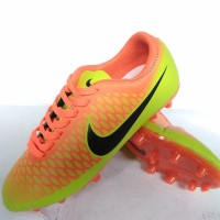Sepatu Bola Nike Magista Anak Anak - YellowGreen/Blue/Black