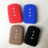 Cover Sarung Kondom Silicon Silikon Remote Kunci Mobil TOYOTA HARRIER