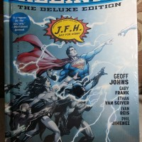 harga DC Universe Rebirth HC (2016 DC) The Deluxe Edition Tokopedia.com