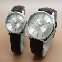 Jam tangan couple alba kalep