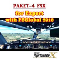 Paket 4 - FSX Expert_with FS Global 2010
