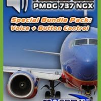 FS2Crew - PMDG 737 NGX (Voice & Button Control)