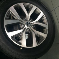 emblem kia baru K logo untuk dop roda Picanto, Rio, Sportage,Carens