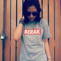 Tshirt / Kaos / Baju Berak - King Clothing
