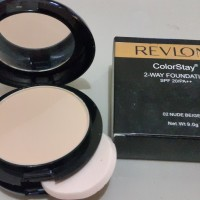 Revlon 2in1 ColorStay 2 Way Foundation