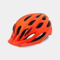 Jual Helm Giro Revel Matte Vermillion/Flame Fade Baru | Helm Sepeda