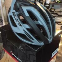 Jual Beli Helm Polygon Speed Matt Black/grey L Baru | Helm Sepeda Mu