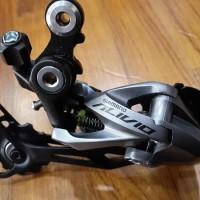 Jual REAR DERAILLEUR SHIMANO NEW ALIVIO SHADOW RD-M4000 Baru | Rear