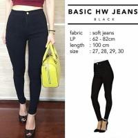 Jual Basic HW Jeans Black Murah