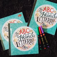 ABC Hand Lettering (Abbey Sy)