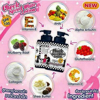 EXCLUSIVE GLUTA CHECK UP LOTION SPF 100 By WINK WHITE TERBARU