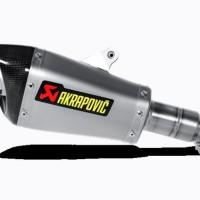 Knalpot Akrapovic Yamaha YZF R6 Titanium Slip ON Original