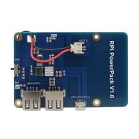 Raspberry Pi 3 Model B Portable Lithium Battery Power Pack Supply AP77