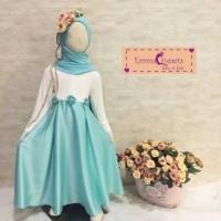 harga NIRA DRESS SET IBU & ANAK GAMIS HIJAB Tokopedia.com