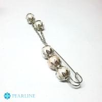 PEARLINE Lily 5: Mutiara/Perhiasan/Kalung/Gelang/Anting/Cincin/Bros