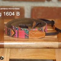 Strap Kamera Eibag 1604 B, Untuk Slr Dan Mirrorless