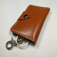 dompet STNK dan SIM kulit sapi asli | gantungan kunci mobil dan motor