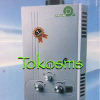 water heater gas frisone FRS 71, model paloma / wasser / rinnai
