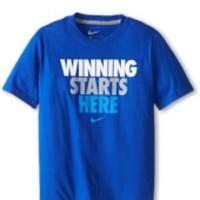 tshirt nike winning starts here [ZERO X STORE ]