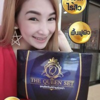 THE QUEEN SET - PAKET PERAWATAN MASALAH WAJAH THE QUEEN SET