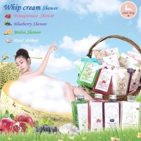 Little Baby Whip Cream Shower 100% ORIGINAL THAILAND - Pemutih Kulit
