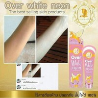 OVER WHITE NEON LOTION - BODY LOTION PEMUTIH KULIT TUBUH