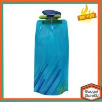 Botol Minum Lipat Camping/ Tempat Minum Lipat/ Tempat Air Lipat 700 ml