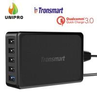 Jual Tronsmart 5-port USB Charger [quick charge 3.0] u5pta Murah